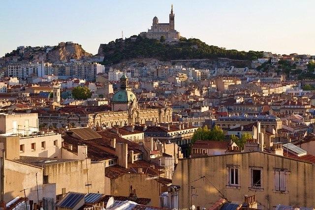 Immobilier à Marseille